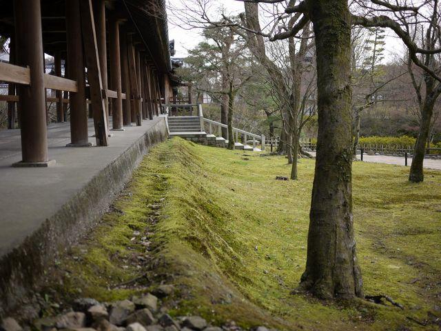 東福寺の一部