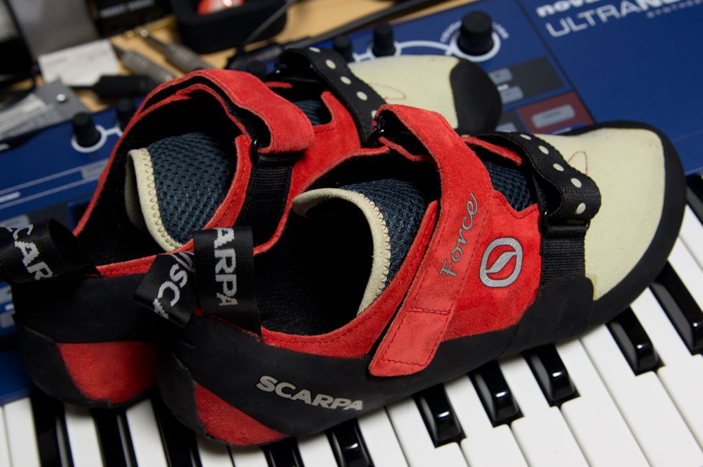 Scarpa Force その2