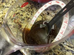 ブラウンシュガー、メープルシロップ、キャノーラ油