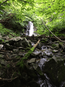 Little Devils Stairs: Falls