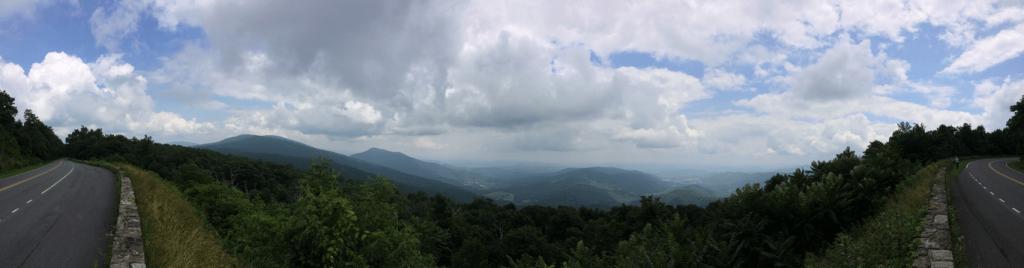 Mount Marshal Overlook