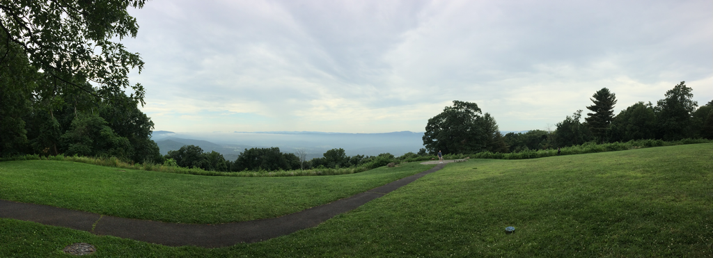 from Dickey Ridge Visitor Center