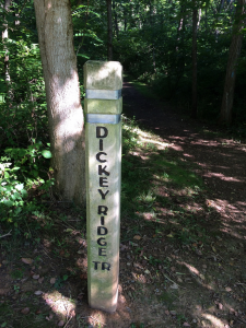 Dickey Ridge Trail
