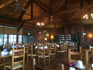 Big Meadows Lodge: Restaurant