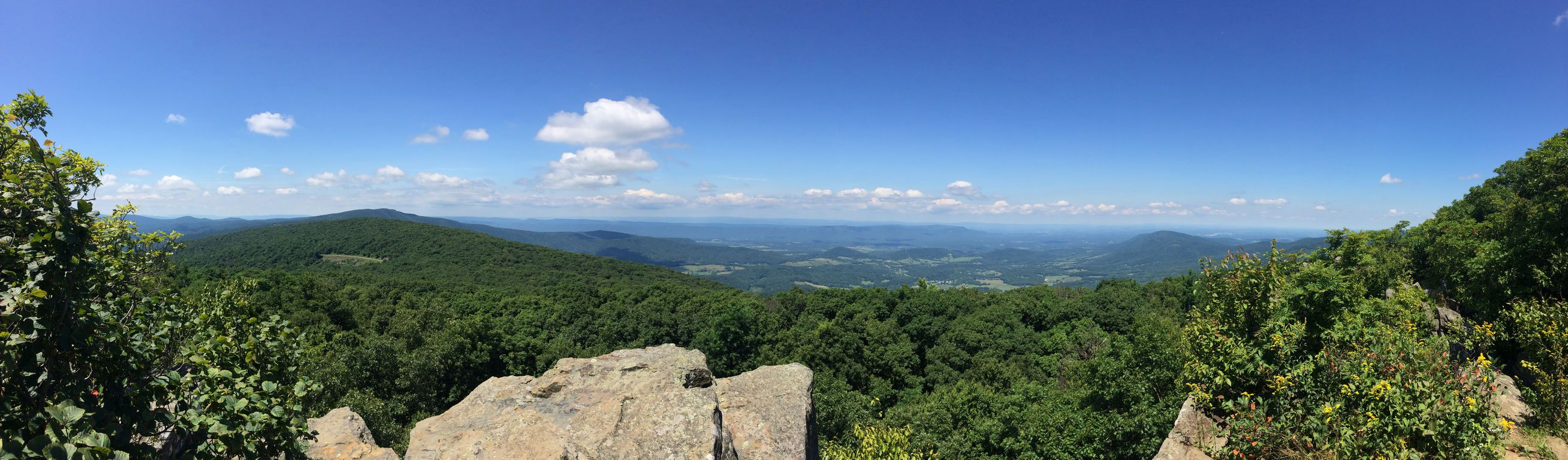 Shenandoah: Marshall Summit North and South