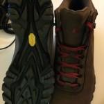 登山靴2足目