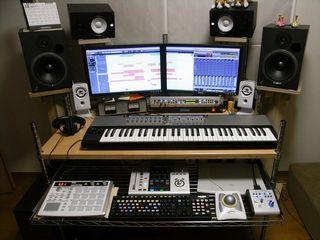 新ベッドルーム スタジオ