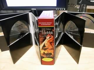 The Hobbitのオーディオブック