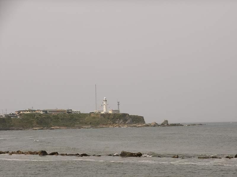 犬吠崎灯台 その2