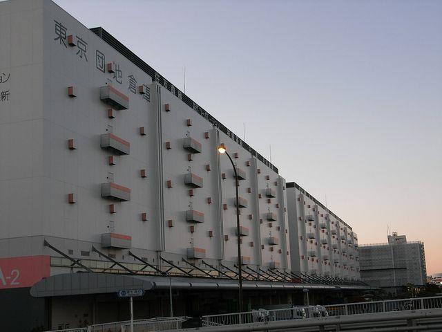 東京団地倉庫