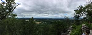 Sugar loaf mountain: White Rocks
