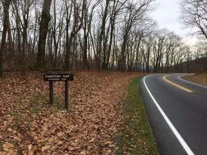 Shenandoah: Compton Gap – Jenkins Gap