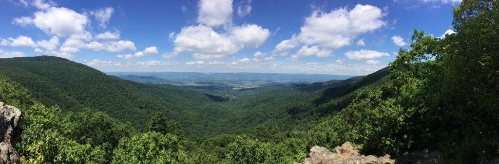 Shenandoah: Hawksbill Franklin Cliffs Trail