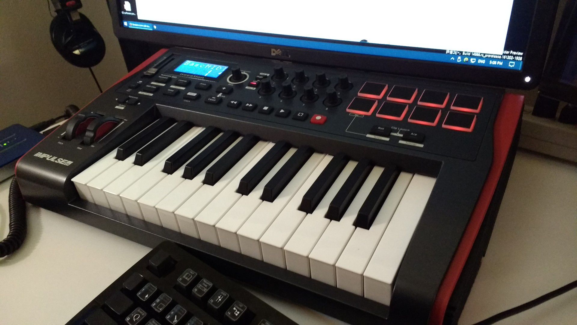 Novation Impulse 25 を購入