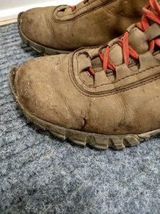 登山靴3足目