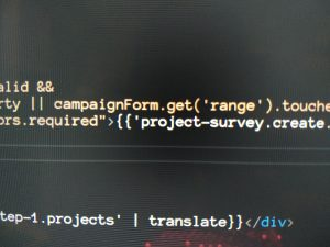 TCL 43S405 at Choma4:4:4. Visual Studio Code, AnonymousPro, Font size 19