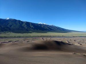 Great Sand Dunes へ行って来た